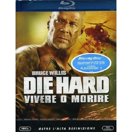 Die Hard 3 Vivere O Morire - Bruce Willis Blu Ray