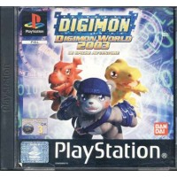 Digimon World 2003 Epiche Avventure Ps1