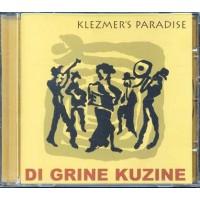 Di Grine Kuzine - Klezmer'S Paradise Cd