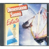 Dimensione Suono Estate 2 - Dr. Alban/Dream Warriors Cd