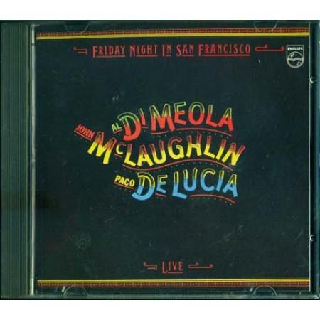 Al Di Meola/John Mclaughlin/Paco De Lucia - Friday Night In San Francisco Philip