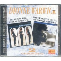 Dionne Warwick - Makeway For/The Sensitive Sound Cd