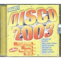 Disco 2003 - Bob Sinclair/Groove Armada/Hotel Saint George Cd