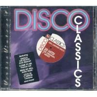 Disco Classics - Amii Stewart/Cerrone/Anita Ward/B.T. Express/Indeep Cd