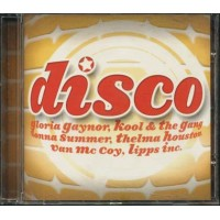 Disco - Kool & The Gang/Lipps Inc./Meco/Donna Summer Cd