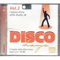 Disco Days - Village People/O'Jays/Ohio Players/Hartman Cd