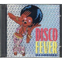Disco Fever Compilation - Odyssey/Boney M/Village People 2x Cd