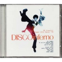 Disco Inferno - Trammps/Chic/Kool & The Gang/Isaac Hayes/Chic Cd