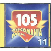 Discomania Mix 11 - Robert Miles/Datura/Datura/Sash Cd