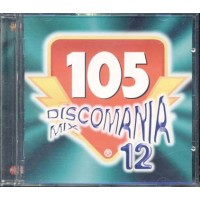 Discomania Mix 12 - Simone Jay/Blackwood/La Fuertezza Cd