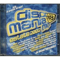 Discomania Mix Estate 2002 - Sash!/1 Giant Leap/Mousse T/Minogue Cd