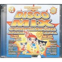 Disco Mix Compilation 2002 - Eiffel 65/Moony/Faithless/Moby 2x Cd