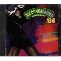Discottantaquattro - Sandy Marton Discomagic Cd