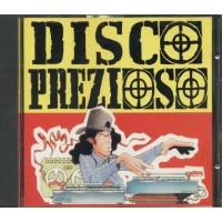 Disco Prezioso - Usura/Ramirez/Pin-Occhio/Jovanotti/Digital Boy Cd