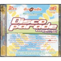 Discoradio Disco Parade Estate 2003 - Prezioso/Scooter 2x Cd