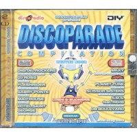 Discoradio Disco Parade 2002 - Digital Rockers/Gabry Ponte 2x Cd