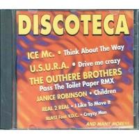 Discoteca - Ice Mc/Usura/Reel 2 Real Cd