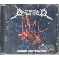 Disguster - Acts Of Mortification Cd
