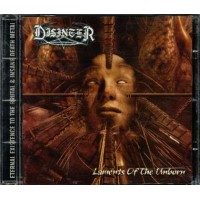 Disinter - Laments Of The Unborn Cd