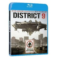 District 9 Vietato Agli Umani Blu Ray