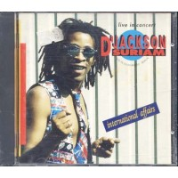 D'Jackson Suriam - International Affairs Cd