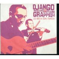 Django Reinhardt & Stephane Grappelli - Les Rois Du Swing Manouche Box 4X Cd