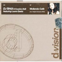 Dj Brizi - Moliendo Cafe' D:Vision 9 Tracks Cd