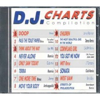 Dj Charts Comp - Ice Mc/Anticappella/Outhere Brothers Cd