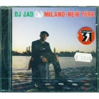 Dj Jad - Milano - New York (Articolo 31/J.Ax) Cd
