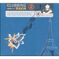 Dj Ravin - Clubbing 2 Box 2x Cd