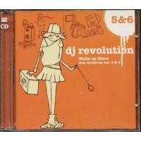 Dj Revolution 5 & 6 Wake Up Show - 50 Cent/Cypress Hill/Eminem/Dr. Dre 2x Cd