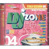 Dj Zone Italo Session 04 - Scotch/Den Harrow/P.Lion/Kano/Laszlo Cd
