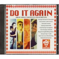 Do It Again - George Michael/Elton John/Sade/Cocker Cd