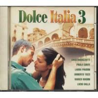 Dolce Italia 3 - Battisti/Vasco Rossi/Pausini/Tozzi/Masini/Baglioni Cd
