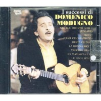 Domenico Modugno - I Successi Cd