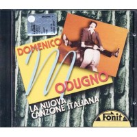 Domenico Modugno - La Nuova Canzone Italiana Cd
