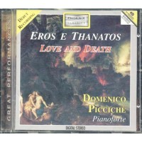 Domenico Picciche' - Eros E Thanatos Cd