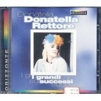 Donatella Rettore - I Grandi Successi Orizzonte Cd