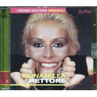 Donatella Rettore - I Grandi Successi Originali Flashback 2x Cd
