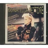 Donatella Rettore - Protagonisti (Harmony) Cd