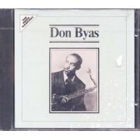 Don Byas - S/T Rare Italy Press Fonit Cetra Sax Cd