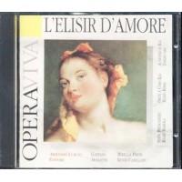 Gaetano Donizetti - L' Elisir D'Amore Cd
