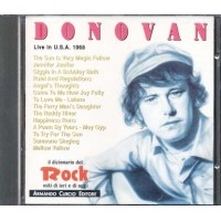 Donovan - Live In Usa 1968 Cd
