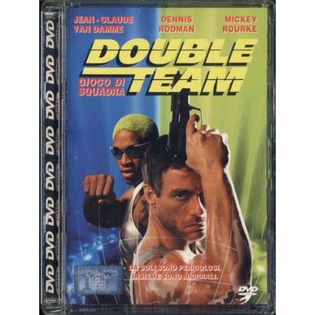 Double Team Gioco Di Squadra - Van Damme Super Jewel Box Dvd