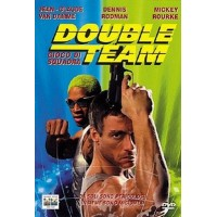 Double Team - Van Damme/Mickey Rourke Super Jewel Box Dvd