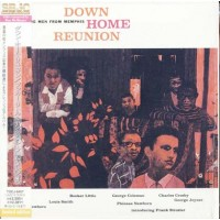 Down Home Reunion/Booker Little - Young Men From Memphis Toshiba Japan 24 Bit Cd