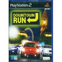 Downtown Run Ita Ps2