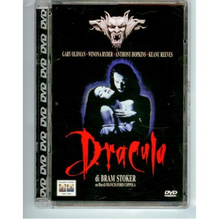 Dracula - Francis Ford Coppola/Gary Oldman/Keanu Reeves Super Jewel Box Dvd