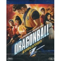 Dragon Ball Evolution Z Edition Blu Ray
