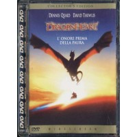 Dragonheart - Dennis Quaid Dvd Super Jewel Box